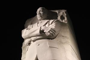 MLK Memorial in Washington, D.C.July 2012