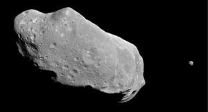 Asteroid Image, Source: NASA.gov
